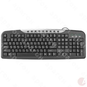 Клавиатура DEFENDER #1 HM-830 USB