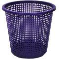 Урна для мусора сетчатая фиолетовая Эталон