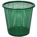 Урна для мусора сетчатая зеленая Эталон