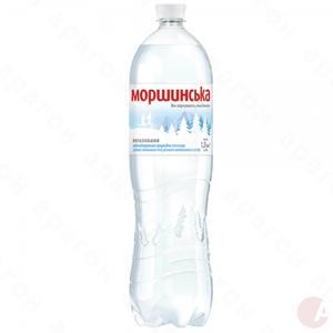 Минеральная вода Моршинская 1,5л б/газ.