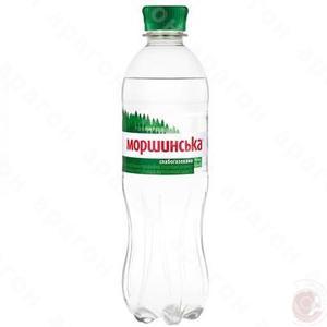 Минеральная вода Моршинская 0,75л газ