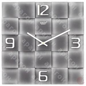Часы Rikon 10051 Silver Black
