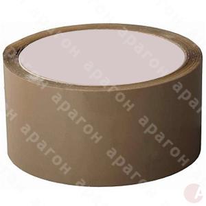 Скотч 48х100 коричневый 0,40 НОВЫЙ