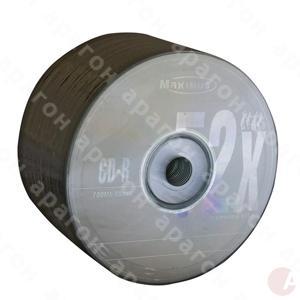 Диск CD-R Maximus 700Mb Bulk