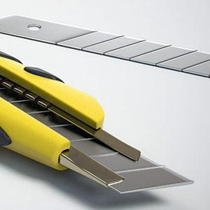 История канцелярского ножа