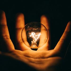 История светильника