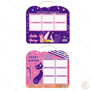 Доска для расписания Pretty girls