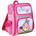 Ранец школьный 14,5  Angry Birds 03823 розовый