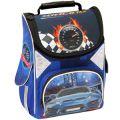Ранец школьный 13,4, Blue car 701