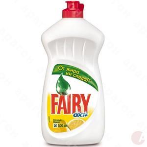 Средство д/мытья посуды ж-сть 500мл Fairy