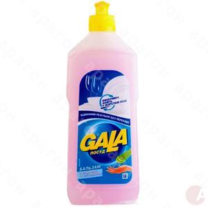 Средство д/мытья посуды ж-сть 500мл Gala Balsam вит Е