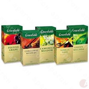 Чай  Гринфилд 25пак травяной