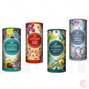 Чай LOVARE 80г  асс
