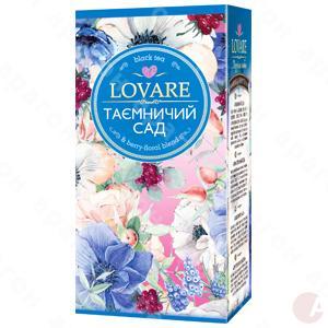 Чай LOVARE Таинственный сад 24пак*2г