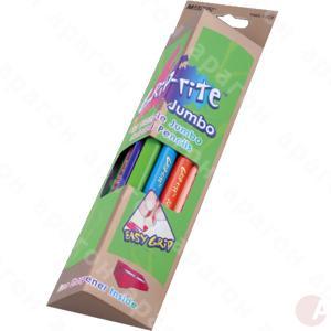 Карандаши цветные 12цв. Marco Grip-Rite Цветные